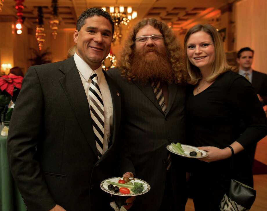 Were you Seen at the Downtown Troy Business Improvement District's Third Annual Fundraising Dinner and inaugural Sammy Awards at Franklin Plaza in Troy on Wednesday, Dec. 3, 2014? Photo: Harley Jelis