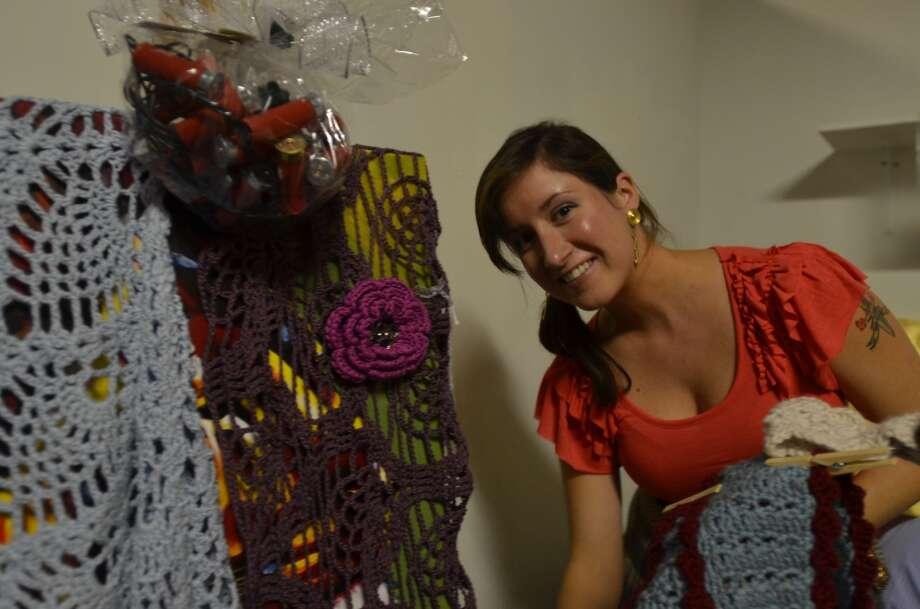 Tagged: Holiday Shop-o-Rama and Merchant Soiree at The Art Studio, Inc. Beth Rankin/cat5