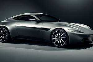 See the DB10, a bespoke Aston for James Bond - Photo