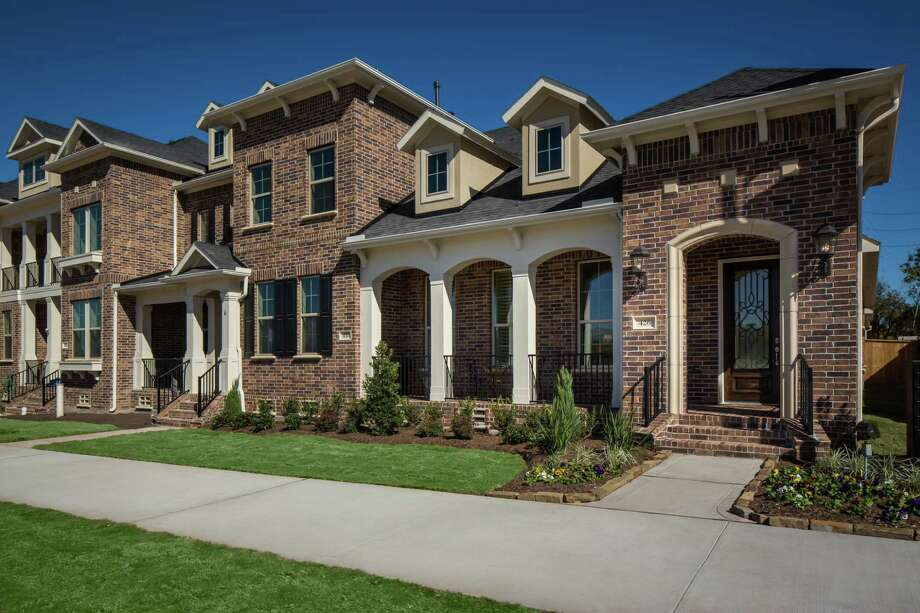 Trendmaker Homes Opens Townhome Model In Imperial Sugar