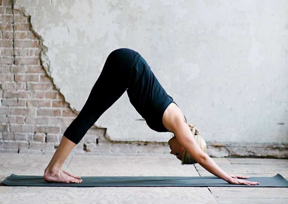 Marci Izard, yoga instructor, cookbook author and news writer. Photo: Courtesy Marci Izard