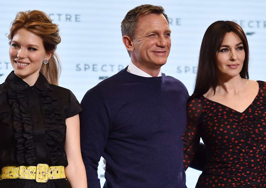 Actresses Lea Seydoux, left, and Monica Bellucci, right, are slated to play Bond girls in the newest James Bond flick, dubbed 'SPECTRE.' Bellucci, who will be playing Lucia Sciarra, is already gaining notoriety as a Bond girl, given that she's 50 years old. Seydoux is playing Madeleine Swann.Do you think they would make good Bond girls? Check out the best and worst over the years and see how they compare.