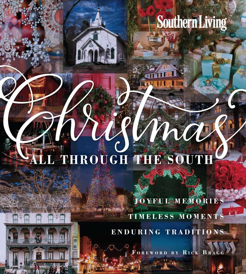 The best Southern Christmas book ever. 400 pages of inspiration: recipes, tablescapes, decor and more.