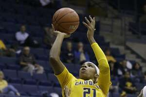 Cal's Reshanda Gray named Pac-12 Player of the Year - Photo