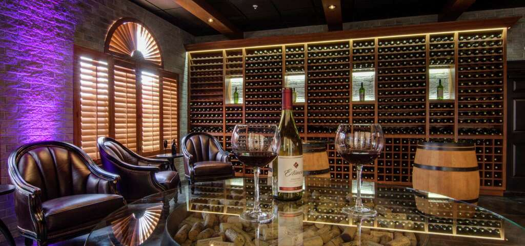 the wine room in hodges funeral home at naples memorial gardens in naples florida where. Interior Design Ideas. Home Design Ideas