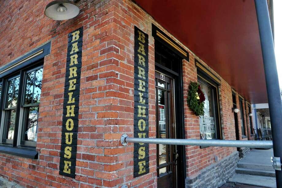 The Barrelhouse, 68 Beekman St., Saratoga Springs, 518-871-1502. Visit Web site. Read our review. Photo: Paul Buckowski / 00029690A