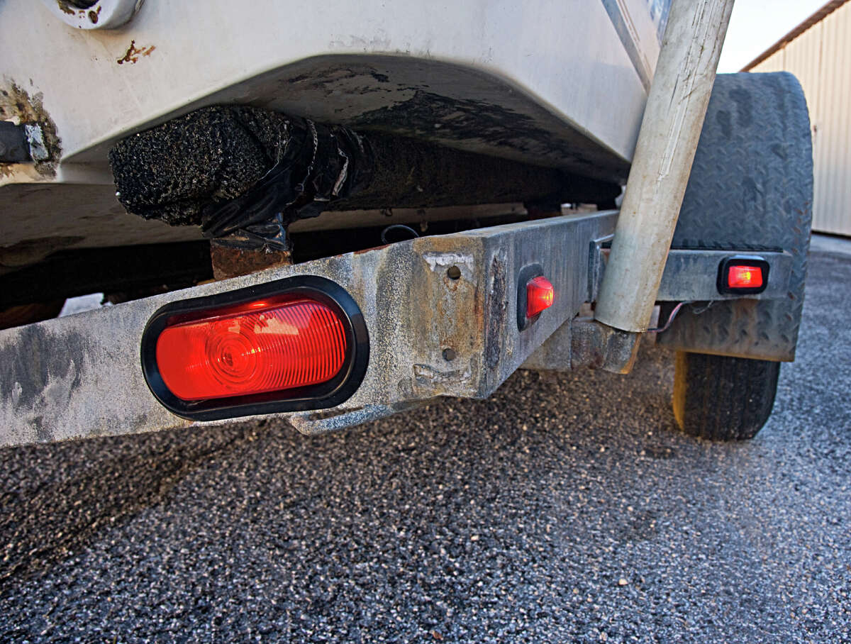 The trailer needs a once-over, too, including checking the lights, bumper pads, tires and the frame for corrosion.