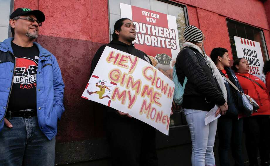 Restaurant wages