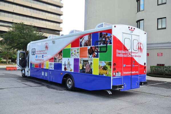 New mobile unit brings HIV and STD treatment to patients