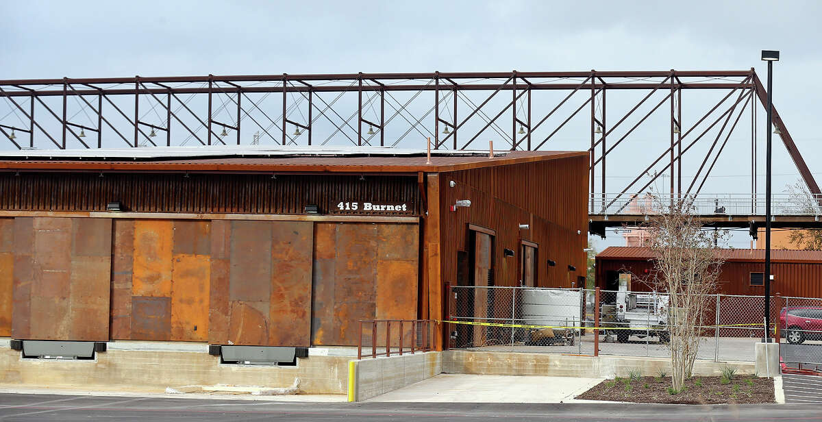 The Alamo Brewery (shown here) has received City Council's approval to use a neighboring vacant lot for parking and a mixed-use development.