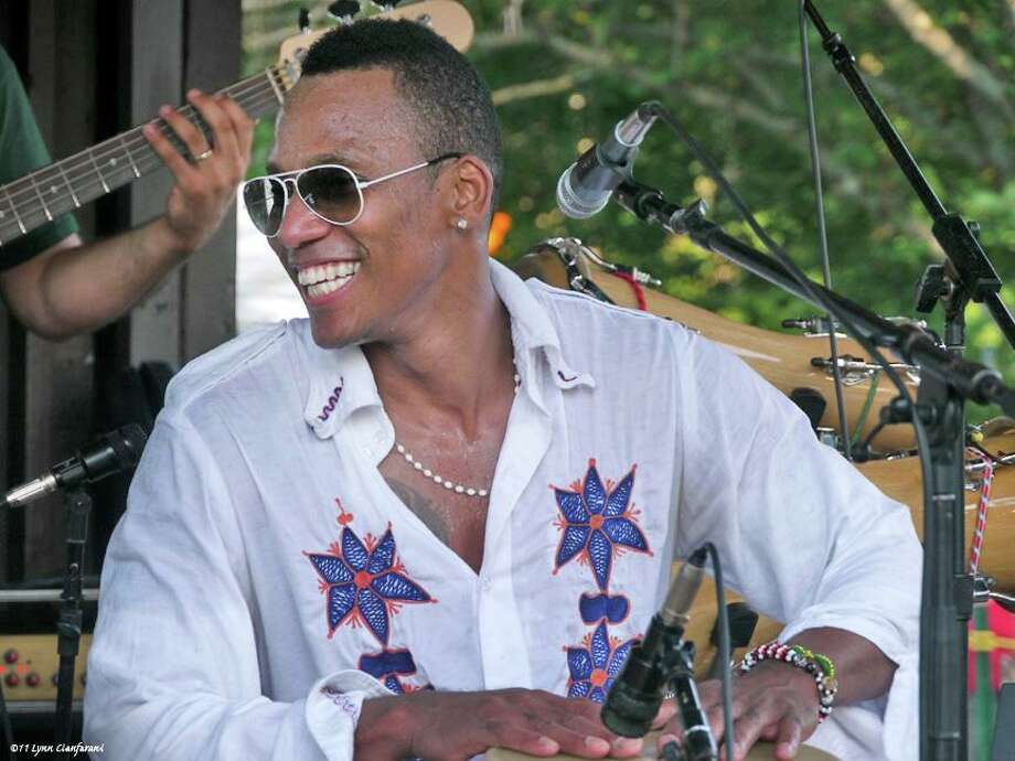 Pedrito Martinez will perform at the Carver Community Cultural Center as part of the 2014-15 season. Photo: Courtesy Photo / Courtesy Photo