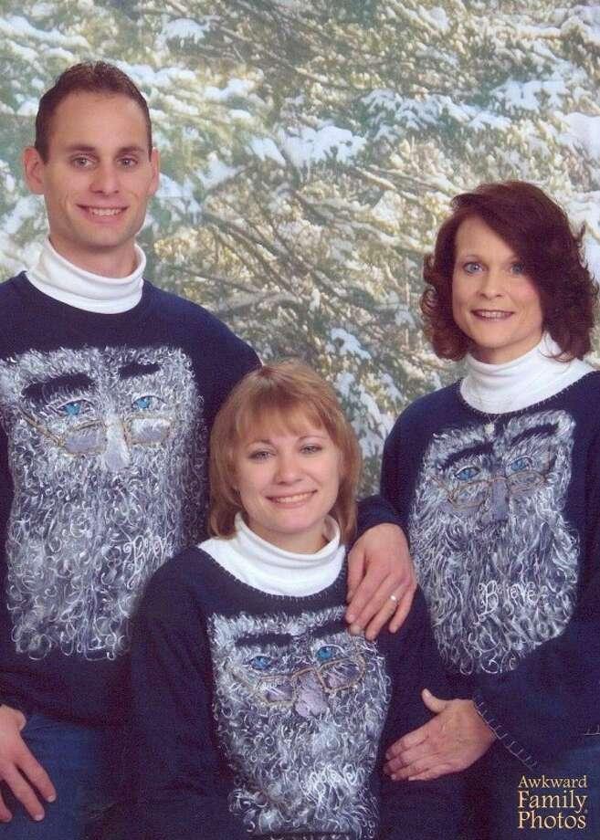 Photo: Awkward Family Photos