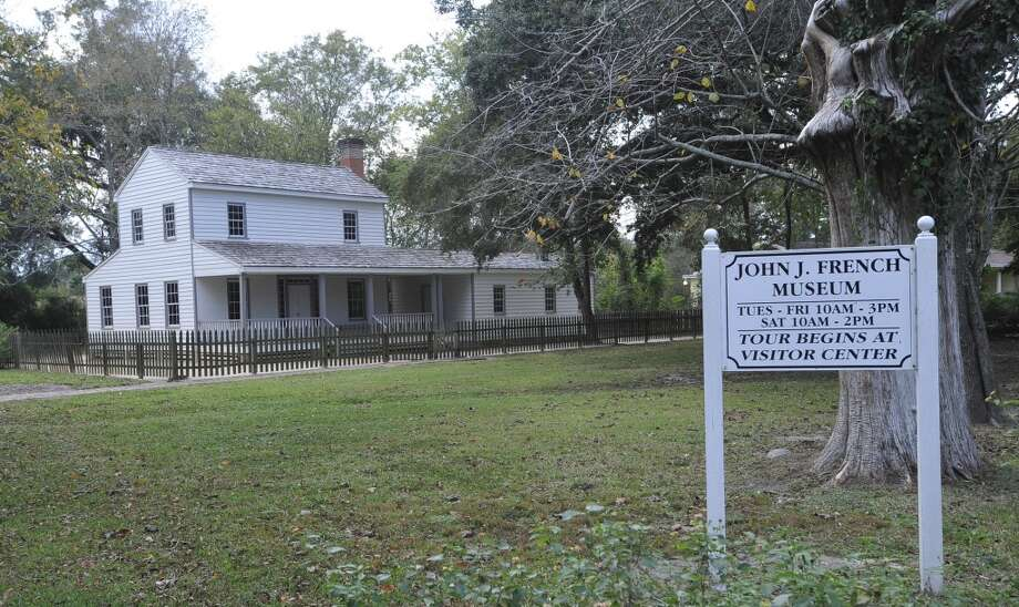 Take a tour of the John Jay French Museum the oldest fully restored standing two story home in Beaumont, where you can see the grounds and home of the French family as it would have been in Beaumont in the mid-1800's.   Dave Ryan/The Enterprise Photo: Dave Ryan/The Enterprise