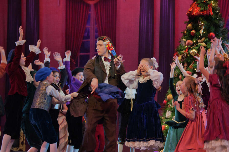 """The New England Academy of Dance and New England Dance Theatre will perform their annual production of Tchaikovskyís """"Nutcracker"""" at New Canaan High School this weekend. Photo: Contributed Photo, Contributed / New Canaan News Contributed"""