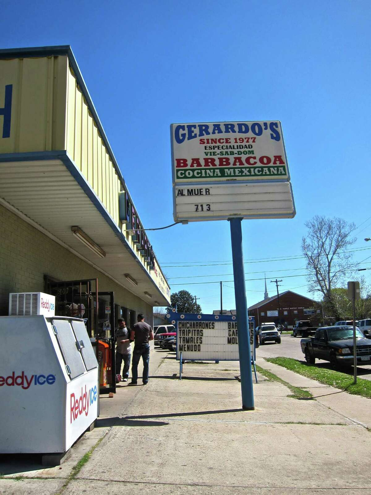 Gerardo's Drive-In 609 Patton St