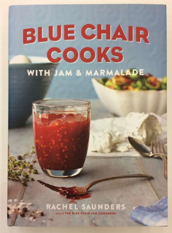 """Blue Chair Cooks With Jam & Marmalade"" by Rachel Saunders. Photo: Sarah Fritsche / ONLINE_YES"