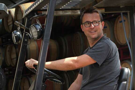 Winemaker Chris Brockway makes Vine Starr in his Berkeley facility — continuing a long tradition of Zinfandel as a fresher, approachable table wine.
