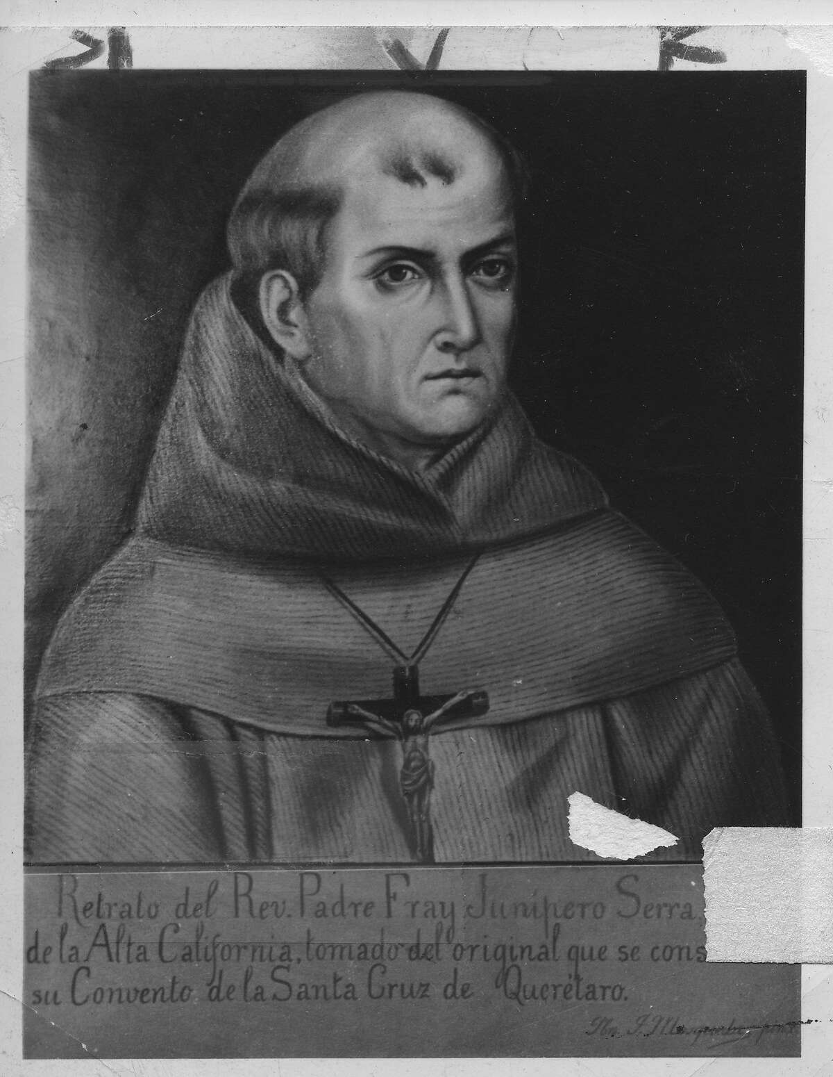 Father Junipero Serra will become a saint, Pope Francis announced.