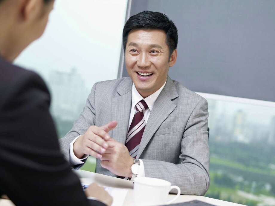 Employers will be available to speak with candidates about open positions and applicants' experience. / iStockphoto