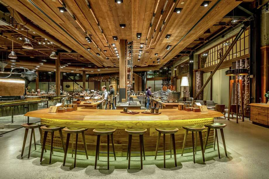 Starbucks' new Reserve Roastery and Tasting Room at 1124 Pike St. in Capitol Hill, Seattle. Photo courtesy Starbucks. Photo: MG PHOTOGRAPHY LLC / MG PHOTOGRAPHY LLC(843)814-9595