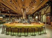 Starbucks' new Reserve Roastery and Tasting Room at 1124 Pike St. in Capitol Hill, Seattle. Photo courtesy Starbucks.