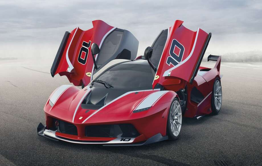 Ferrari has revealed their latest supercar: The LaFerrari FXX-K. The car packs 1,035 horsepower and adds some new modifications to the 6.2-liter V8 and electric drive system.See other supercars that exist in the world. Photo: Ferrari