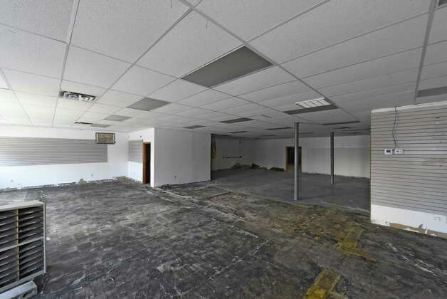 Interior view of the new building that was purchased by The Bridge Christian Church for $10K Tuesday morning, Nov. 18, 2014, at 735 Crane Street in Schenectady, N.Y.  (Skip Dickstein/Times Union) ORG XMIT: MER2014120313201010 Photo: SKIP DICKSTEIN / 00029507A