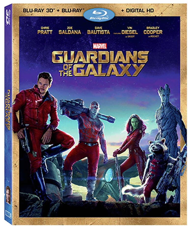 Guardians of the Galaxy BD cover Photo: Disney/Marvel Comics, 2014 / 2014
