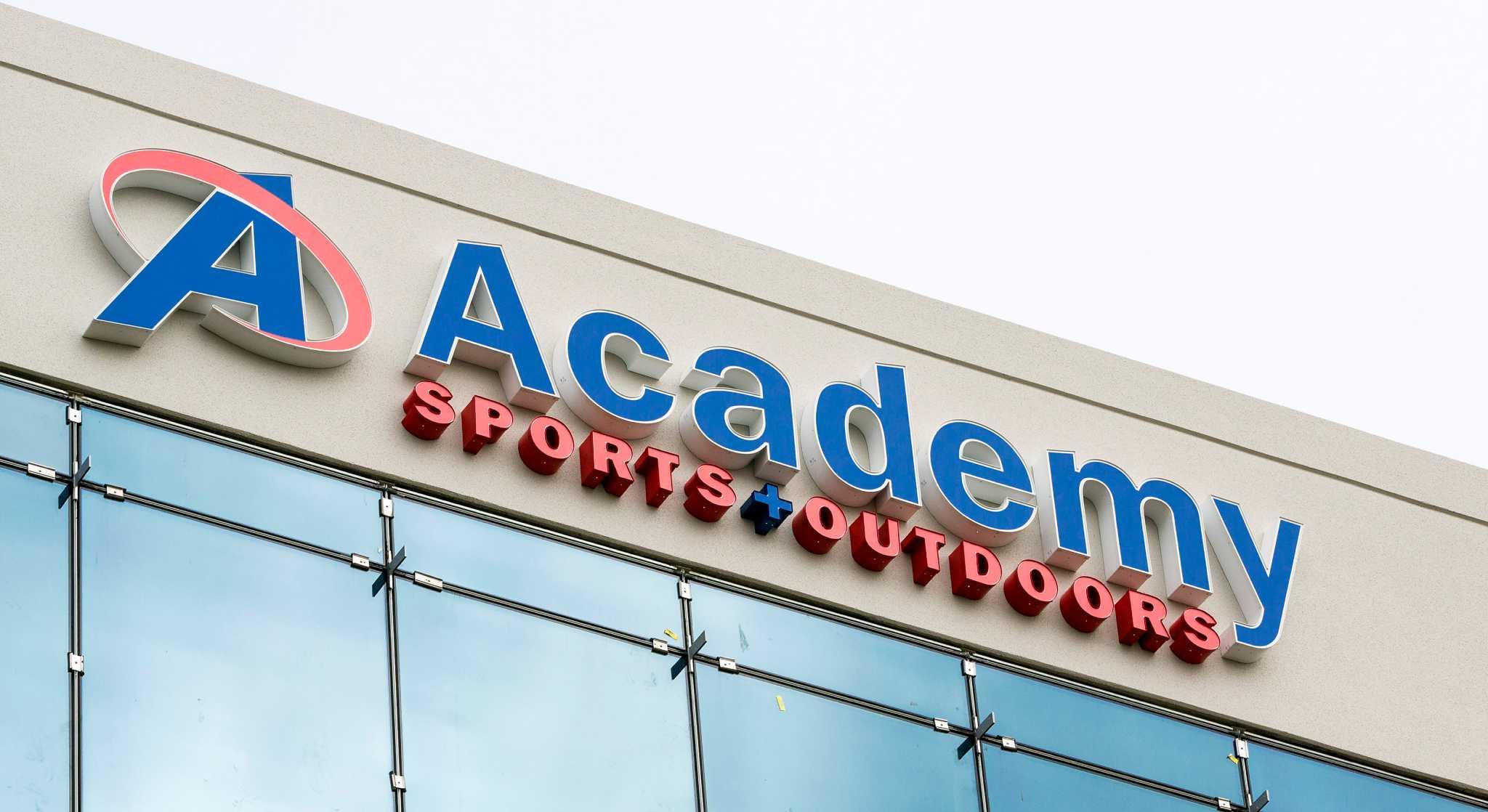 academy sports outdoors distribution center gun texas hartley sysco tennessee friday mason headquarters 1800 katy chronicle craig chron layoffs deals