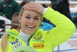 Lindsey Vonn earned her first victory since undergoing knee surgery.