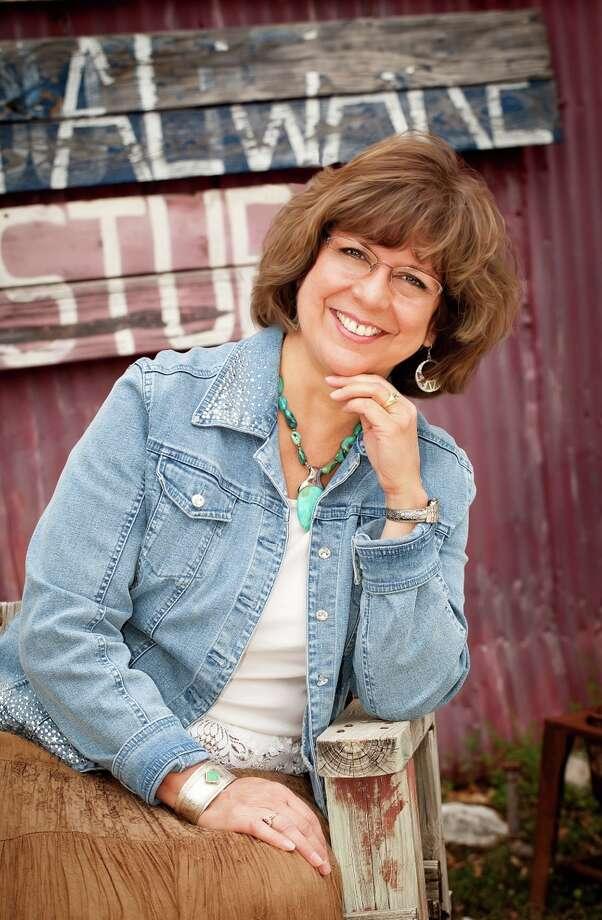 "Helotes writer Cynthia Leal Massey's latest book is ""Death of a Texas Ranger."" Photo: Hayward Gaude / Courtesy Photo / Copyright: Hayward Gaude"