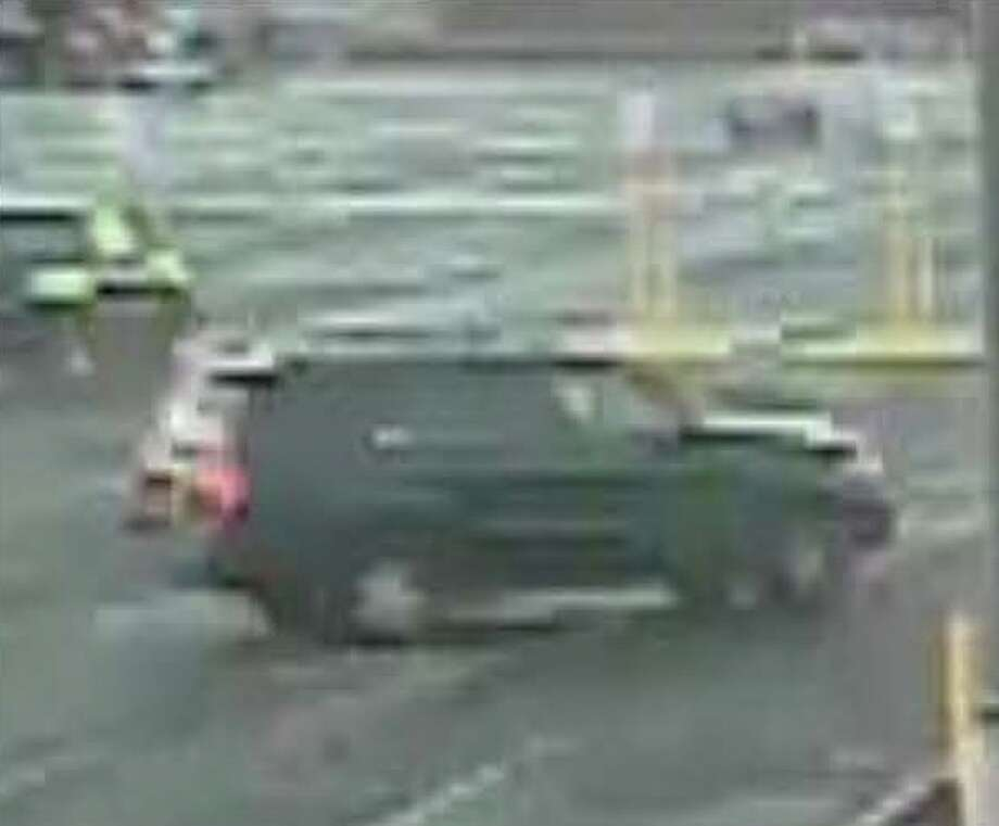 The Saratoga County sheriff's department is asking the public to help identify a suspect in exposures at the Lowe's store in Wilton. The suspect is believed to be driving a dark late model Sequoia or 4-Runner (Photo provided)