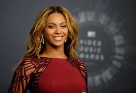 The increasing number of mixed-race people in the U.S., such as Beyonce, pictured here, may one day make racial issues less pressing.