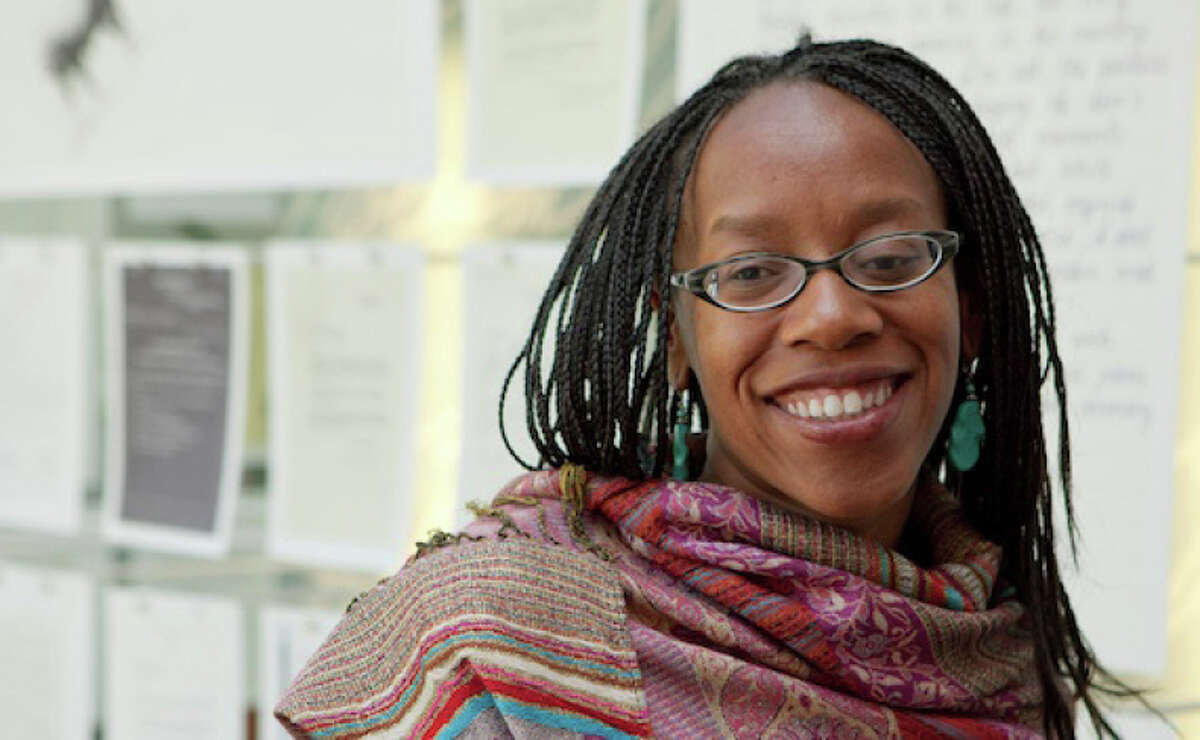 Lateefah Simon, a MacArthur Fellowship winner for her civil rights work, is up for The Chronicle's award.