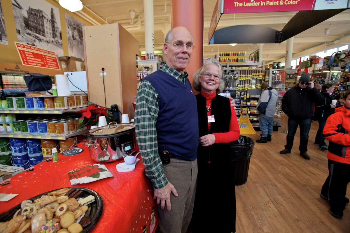Were you Seen at the 32nd Annual Victorian Stroll in downtown Troy on Sunday, Dec. 7, 2014?