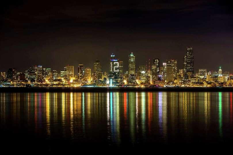 17 — The Seattle Skyline is
