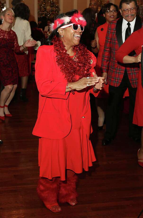 Were you seen at the Albany Chapter of Girlfriends Inc. 22nd annual Paint the Town Red fundraiser, to benefit the American Diabetes Association, at Glen Sanders Mansion in Scotia on Sunday, Dec. 7, 2014? Photo: (C) JOE PUTROCK 2014, Joe Putrock/Special To The Times Union