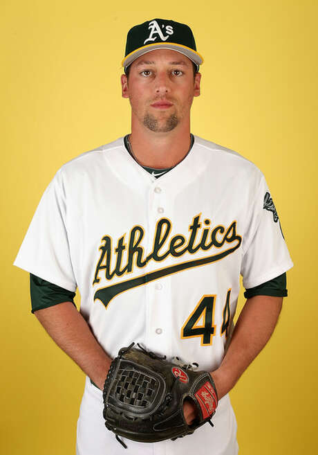 Luke Gregerson  Oakland A's    2014 MLB photo Photo: NA / ONLINE_YES