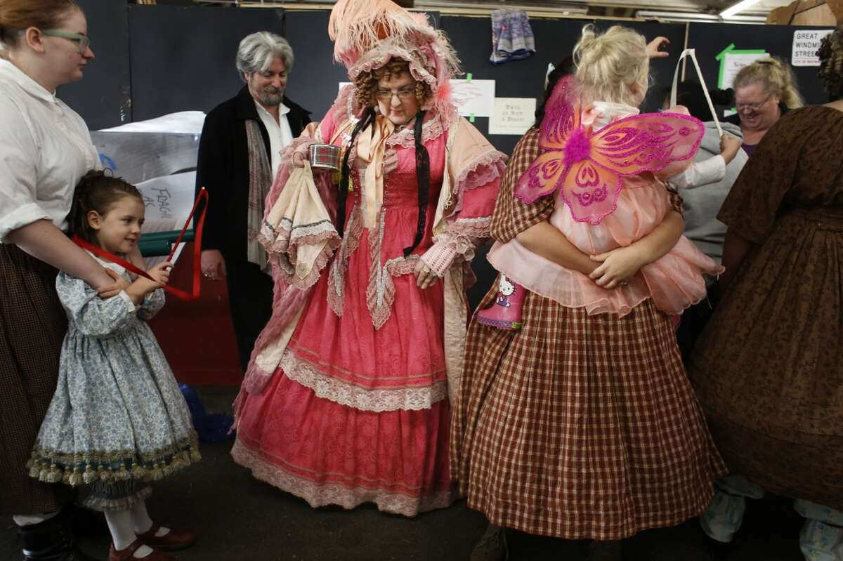 Ongoing: Dickens Fair The annual and festiveDickens Fair has hit the Cow Palace in San Francisco in 2018 for its 36th season. Be sure to check the Chronicle's guide to the long-running event here before you indulge in too much grog.