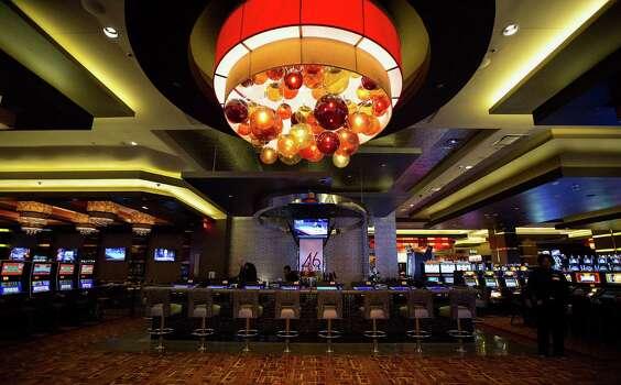 Poker machine layouts