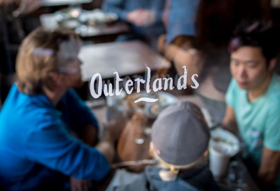The interior of Outerlands in San Francisco, Calif. is seen on November 29th, 2014. Photo: Special To The Chronicle