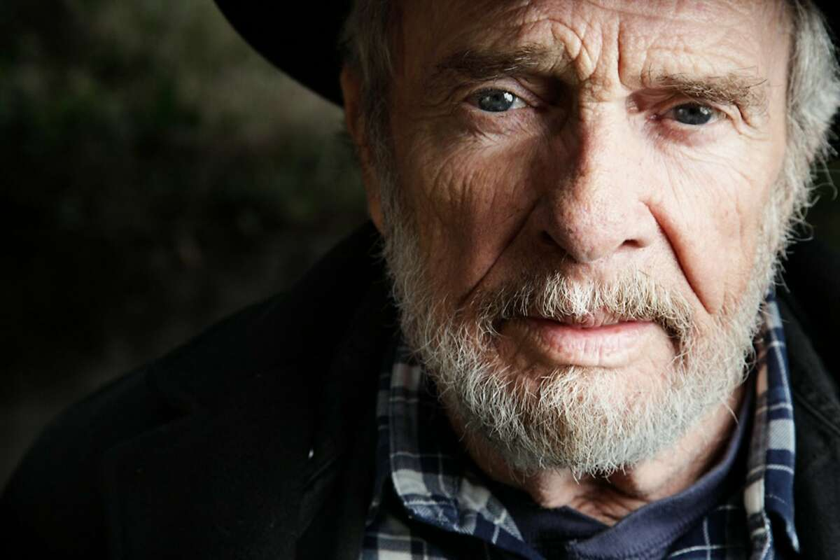 Merle Haggard performs at Uptown Theatre on Friday, December 12th.