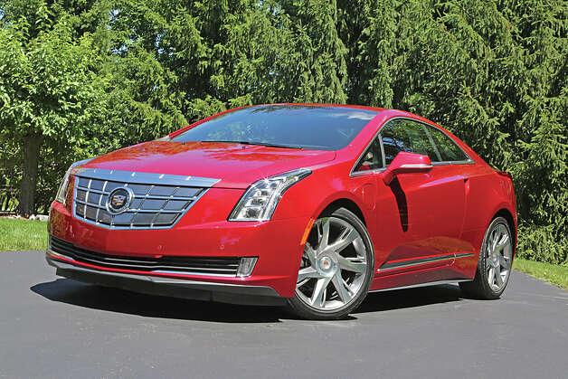 High-End Hybrid: 2014 Cadillac ELR