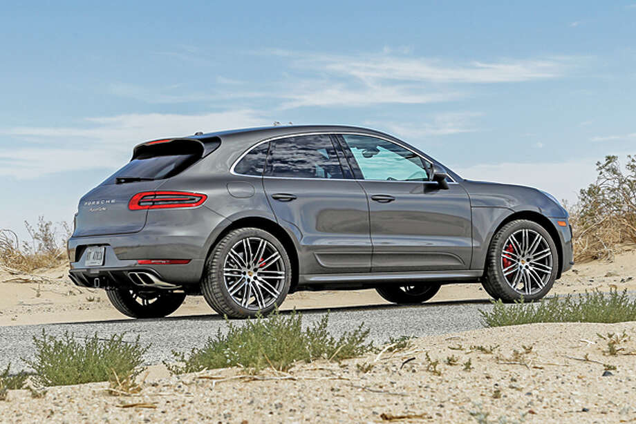 Mean Tweener 2015 Porsche Macan Turbo Times Union