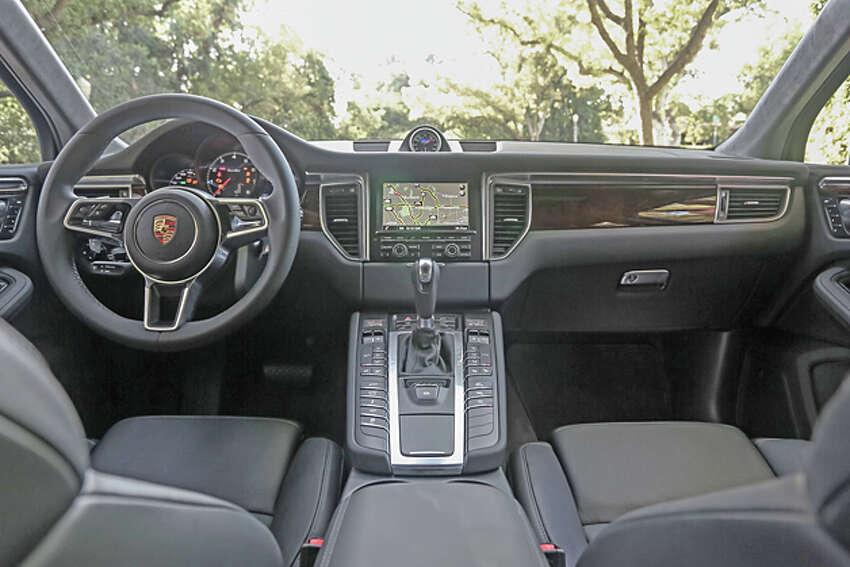 2015 Porsche Macan Turbo (photo courtesy Porsche)