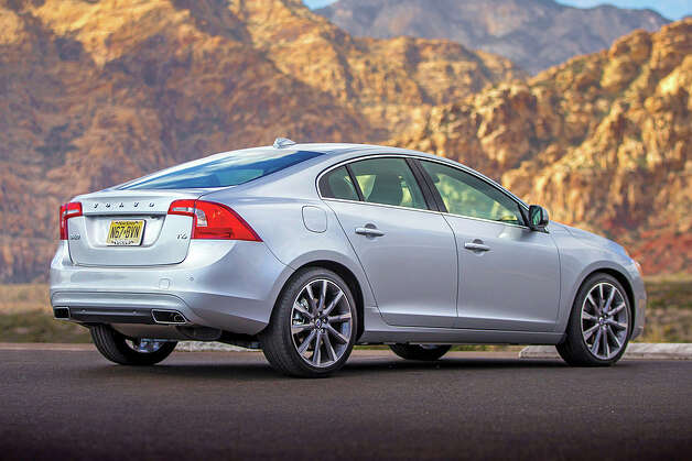 Smooth Swede: 2015 Volvo S60 T5 Drive-E