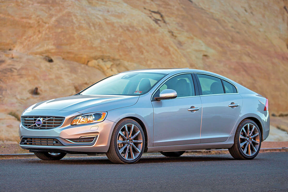 2015 Volvo S60 T5 Drive-E (photo courtesy Volvo)