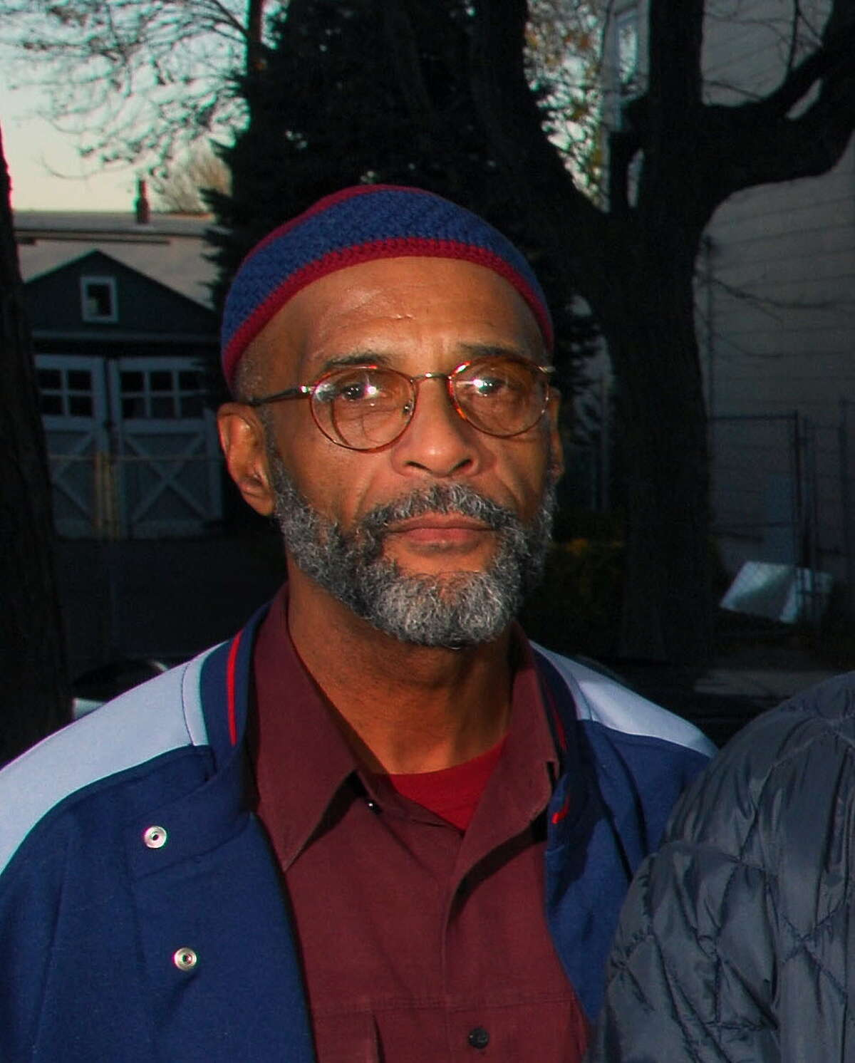 Yusuf Burgess in 2006 (John Carl D'Annibale/Times Union archive)