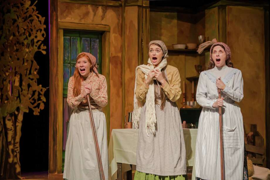 """The Playhouse's """"Fiddler on the Roof"""" is among the shows that will be honored during the Alamo Theatre Arts Council's Globe Awards. Photo: Courtesy Siggi Ragnar / sRagnar"""