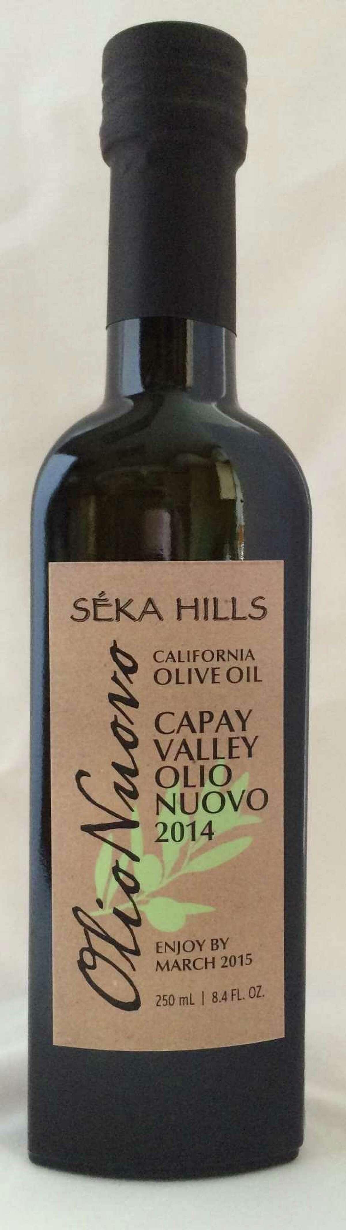 Seka Hills Capay Valley olio nuovo
